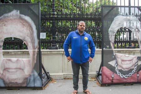 Инсталляция в Вене, посвященная Холокосту, осквернена уже в третий раз