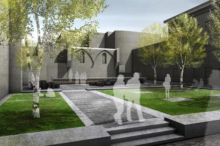 «Простір Синагог»: міський ландшафт у діалозі з історичною пам'яттю