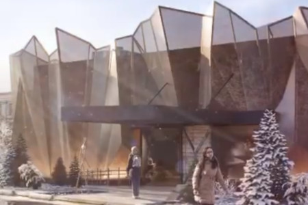 В Одессе представили проект обновленного музея Холокоста